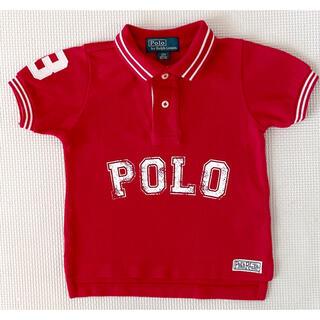 POLO RALPH LAUREN - 【美品】★POLOラルフローレン★半袖ポロシャツ★80