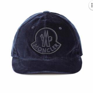 モンクレール(MONCLER)のモンクレール キャップ 帽子(キャップ)