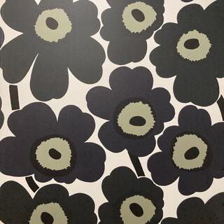 マリメッコ(marimekko)のマリメッコ ウニッコ 壁紙 70㎝巾×4m(その他)