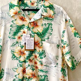 エイト(8iGHT)のアロハシャツ M 新品(シャツ)