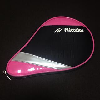 ニッタク(Nittaku)のNittaku ラケットケース ピンク(卓球)