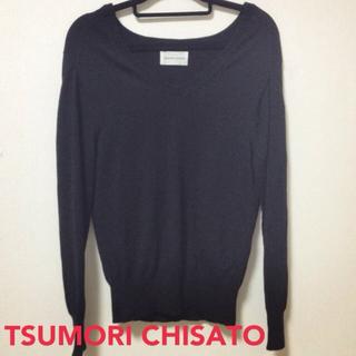 ツモリチサト(TSUMORI CHISATO)のTSUMORI CHISATO**(ニット/セーター)