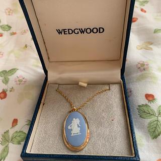 ウェッジウッド(WEDGWOOD)のウエッジウッド ジャスパーネックレス(ネックレス)