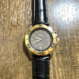 エルジン(ELGIN)のELGIN GLO WATCH 腕時計(腕時計(アナログ))