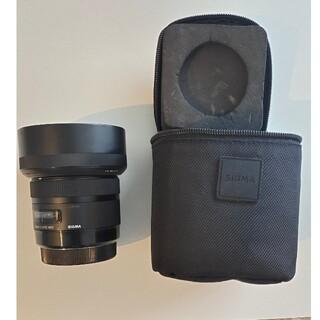 シグマ(SIGMA)のSIGUMA 30mm f1.4  単焦点レンズ (レンズ(単焦点))