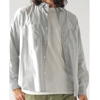 ベイフロー(BAYFLOW)のWポケットタイプライターシャツ(シャツ)