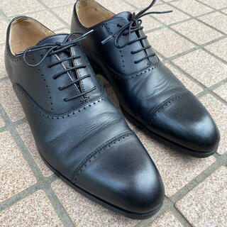オリヒカ(ORIHICA)の【専用】オリヒカ イタリアンレザー パンチキャップシューズ 革靴(ドレス/ビジネス)