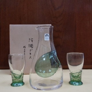 東洋佐々木ガラス - 冷酒セット