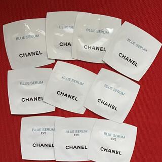 シャネル(CHANEL)のCHANEL シャネル サンプル ブルーセラム 美容液 目もと用美容液 デパコス(アイケア/アイクリーム)
