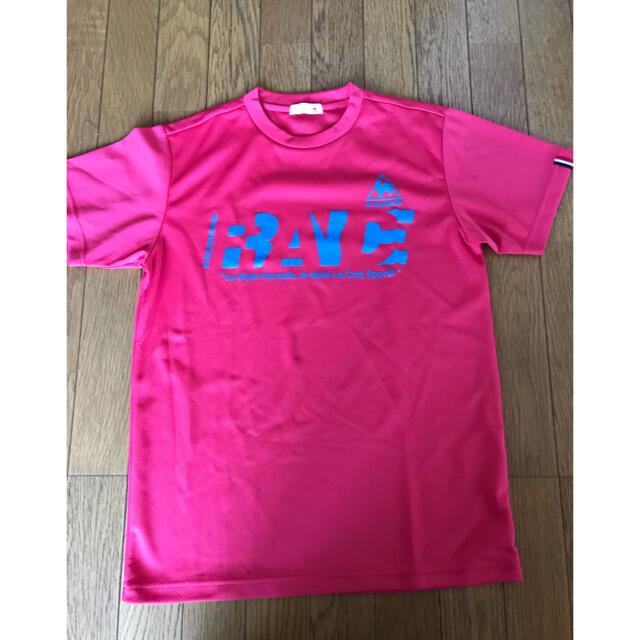 le coq sportif(ルコックスポルティフ)のルコック 速乾tシャツ レディースS スポーツ/アウトドアのトレーニング/エクササイズ(トレーニング用品)の商品写真
