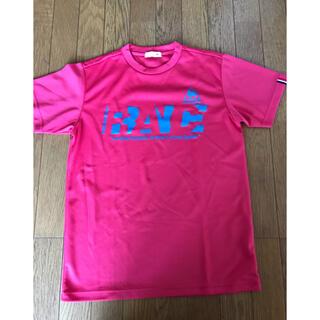ルコックスポルティフ(le coq sportif)のルコック 速乾tシャツ レディースS(トレーニング用品)
