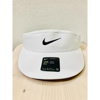 NIKE - 【新品未使用】NIKE ゴルフバイザー 帽子 ゴルフウェア 夏