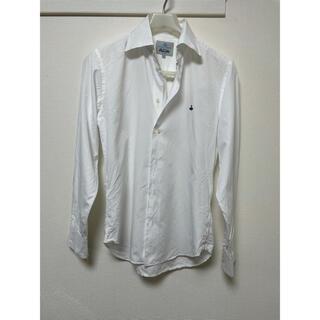 ヴィヴィアンウエストウッド(Vivienne Westwood)のヴィヴィアンウエストウッド 白シャツ ジャンク(シャツ)