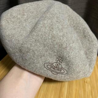 ヴィヴィアンウエストウッド(Vivienne Westwood)の⭐︎Vivienne Westwoodベレー帽⭐︎(ハンチング/ベレー帽)