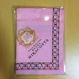 ディズニー(Disney)の東京ディズニーシー ホテル ミラコスタ ハンカチ スカーフ(バンダナ/スカーフ)