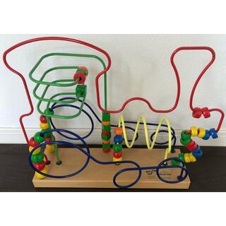 Joie (ベビー用品) - JOY TOY ルーピング  大きな木製おもちゃ  木製知育玩具