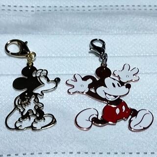ディズニー(Disney)のマスクチャーム(ミッキーマウス④)(チャーム)