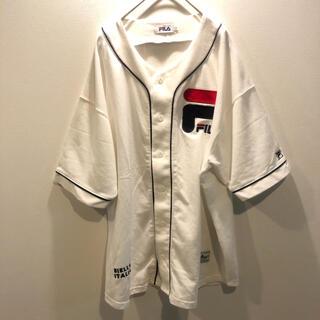 FILA - FILA ベースボールシャツ