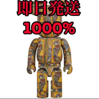 メディコムトイ(MEDICOM TOY)のBE@RBRICK 「Van Gogh MuseumCourtesan1000%(ぬいぐるみ/人形)
