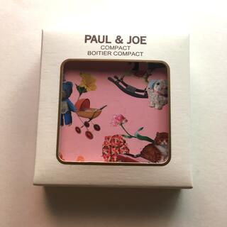 PAUL & JOE - ★限定★ポール&ジョー コンパクト 026 トイズトイズトイズ おもちゃ箱 ネコ
