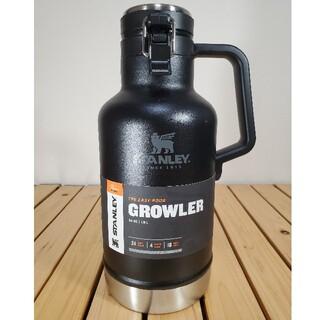 スタンレー(Stanley)の■新品■日本未発売■スタンレー グロウラー 1.9L マットブラック 黒 水筒(食器)