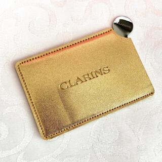 クラランス(CLARINS)の【新品❗️クラランス】CLARINSカード型ミラー(ミラー)