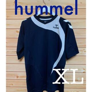 ヒュンメル(hummel)のヒュンメル Tシャツ XL(Tシャツ/カットソー(半袖/袖なし))
