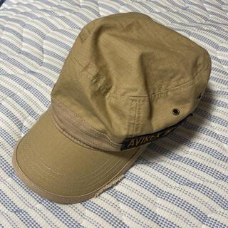 アヴィレックス(AVIREX)のアヴィレックス ワークキャップ 帽子(キャップ)