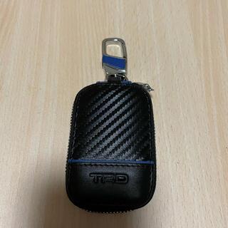 トヨタ(トヨタ)のTRDカーボンスマートキーケース(キーケース)