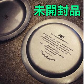 バリスティクス(BALLISTICS)のM16記念皿 限定品 FeildStyle Seaside Market2020(食器)