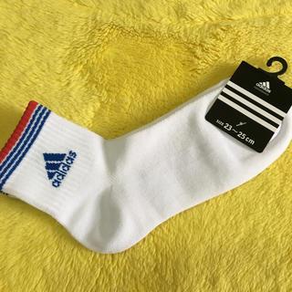 アディダス(adidas)のアディダス ソックス(靴下/タイツ)
