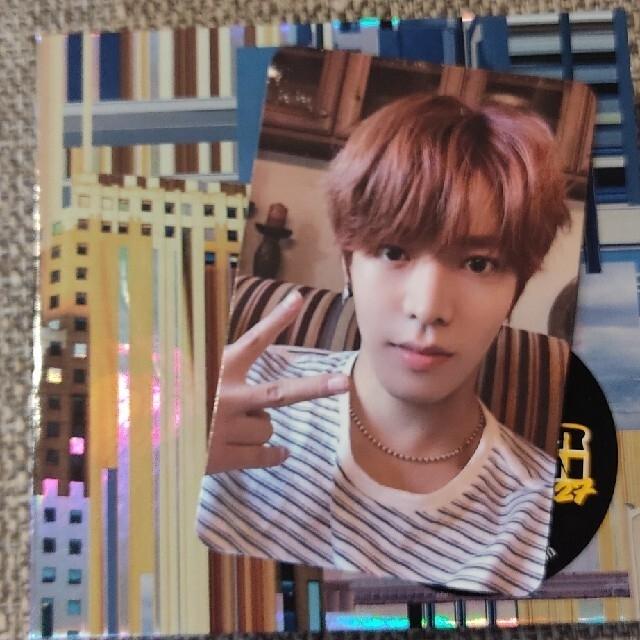 NCT127 悠太 YUTA SUPERHUMAN kit キノ トレカ エンタメ/ホビーのCD(K-POP/アジア)の商品写真