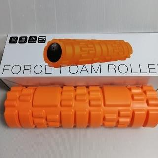 電動フォームローラー リオレス RIORES フォースフォームローラー(エクササイズ用品)