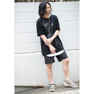ノーアイディー(NO ID.)のNO ID. ノーアイディー  ミニ裏毛 NOプリントTシャツ(Tシャツ/カットソー(半袖/袖なし))