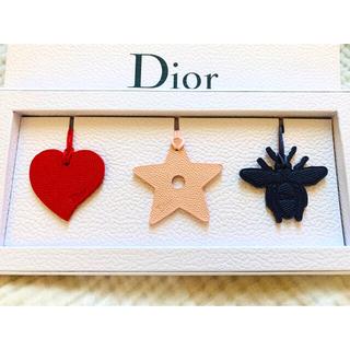 ディオール(Dior)の新品 Dior バッグチャーム  箱付き(ノベルティグッズ)