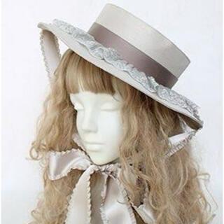ヴィクトリアンメイデン(Victorian maiden)のVictorian maiden 帽子(ハット)