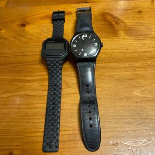 スウォッチ(swatch)の腕時計2本 ジャンクの可能性あり(腕時計)