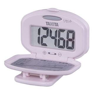 タニタ(TANITA)のタニタ(TANITA) 歩数計 PD-635 ピンク(ウォーキング)