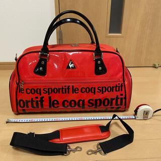 ルコックスポルティフ(le coq sportif)のルコックゴルフ バッグ(ボストン、ロッカーバッグ)(バッグ)