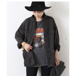 DEUXIEME CLASSE - 新品ロスコ ミリタリージャケット ブラック