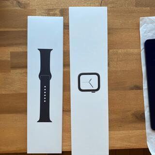 アップル(Apple)のApple Watch4(腕時計(デジタル))