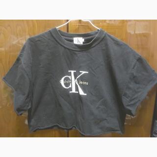 カルバンクライン(Calvin Klein)のカルバンクライン Tシャツ 古着(Tシャツ(半袖/袖なし))