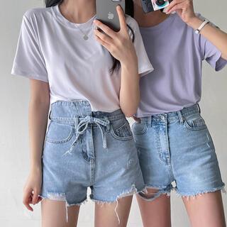 ゴゴシング(GOGOSING)のソニョナラ クール 半袖 Tシャツ 白(Tシャツ(半袖/袖なし))