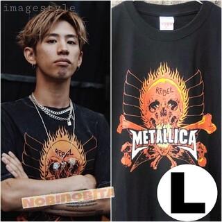ワンオクロック(ONE OK ROCK)のL)2018 半袖 revel ロックT-shirt(Tシャツ/カットソー(半袖/袖なし))