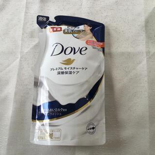 ユニリーバ(Unilever)のダヴ ボディウォッシュ プレミアム モイスチャーケア つめかえ用(360g)①(ボディソープ/石鹸)