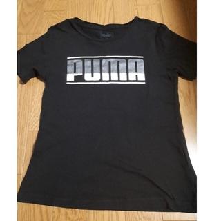 プーマ(PUMA)のPUMA 半袖シャツ 【150】(Tシャツ/カットソー)