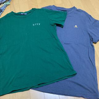ゴゴシング(GOGOSING)の韓国で購入 gogosing 半袖Tシャツ2枚セット(Tシャツ(半袖/袖なし))
