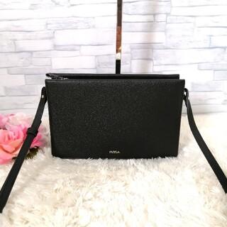 フルラ(Furla)の正規品♡ 美品♡ フルラ FURLA ショルダーバッグブラック 404(ショルダーバッグ)