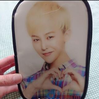 ビッグバン(BIGBANG)のBIGBANG G-ドラゴン化粧ポーチ(K-POP/アジア)