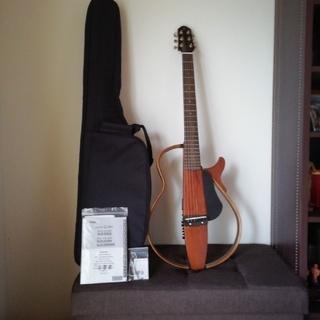 ヤマハ(ヤマハ)のヤマハ YAMAHA サイレントギター  SLG200S NT (アコースティックギター)